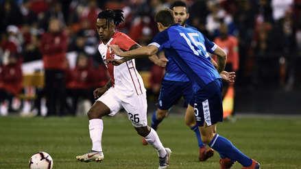 Perú cayó 2-0 ante El Salvador en amistoso internacional FIFA