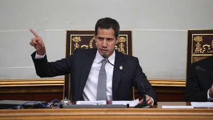 Juan Guaidó dijo que presencia de militares rusos en Venezuela viola la Constitución