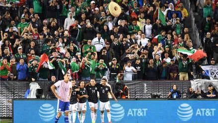 Gustavo Gómez metió un autogol en amistoso entre México y Paraguay