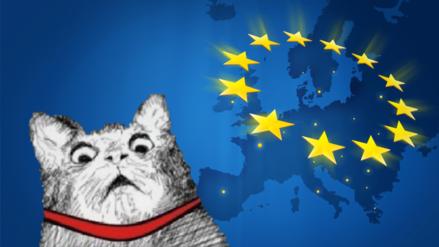 El mundo casi se queda sin memes por una ley aprobada por la Unión Europea
