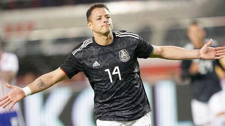 México venció 4-2 a Paraguay: revive el minuto a minuto por amistoso internacional FIFA