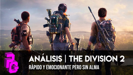 Review | Tom Clancy's The Division 2: Rápido y emocionante, pero sin alma
