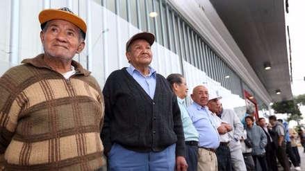 Esto reciben en promedio los trabajadores peruanos al jubilarse