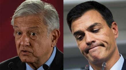 Presidente de México dice que pedido para que España se disculpe busca