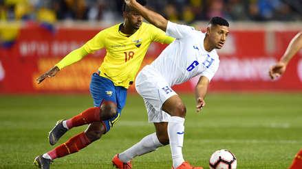 Honduras vs. Ecuador EN DIRECTO minuto a minuto por amistoso internacional FIFA
