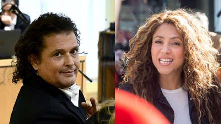 Shakira y Carlos Vives son absueltos por caso