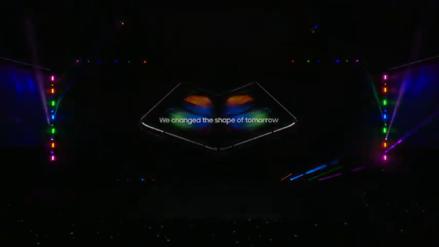 """Así se doblan los """"Galaxy Folds"""" en un nuevo video de Samsung"""