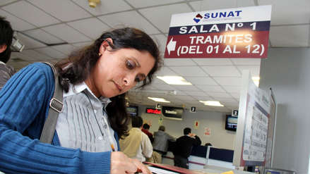 Fallas en sistema de Sunat impiden cumplir con declaración de impuestos