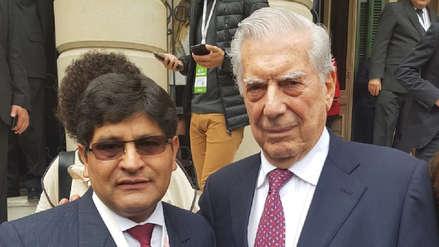 Mario Vargas Llosa anunció que el próximo Congreso Internacional de la Lengua Española será en Arequipa