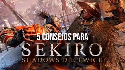 ¿Problemas con 'Sekiro: Shadows Die Twice'? Estos son cinco consejos clave