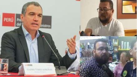 Las Bambas | Salvador del Solar: