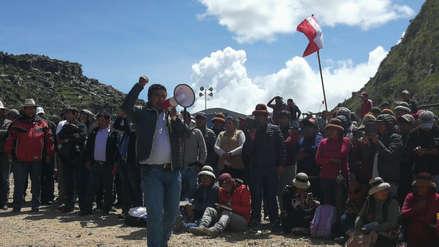Las Bambas   Comuneros de Fuerabamba rompieron el diálogo con autoridades regionales