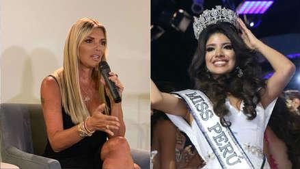Anyella Grados fue despojada de la corona de Miss Perú 2019