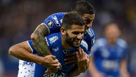 Cruzeiro ganó 2-0 a Deportivo Lara por el grupo B de la Copa Libertadores 2019