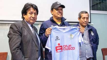 Juan Reynoso fue presentado en Real Garcilaso y reveló por qué aceptó la propuesta