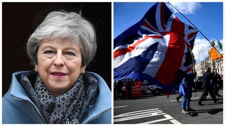 Theresa May ofrece su renuncia a cambio de que se apruebe su acuerdo del