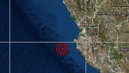 Ica | Un sismo de magnitud 4.2 sacudió Pisco esta noche