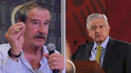 """Vicente Fox a López Obrador: """"Te has convertido en la burla de todo mundo"""""""