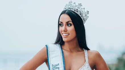 Camila Escribens no será la nueva Miss Perú tras la destitución de Anyella Grados