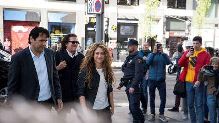 Shakira cantó en juicio para defenderse de plagio por