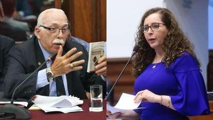Tubino defendió a Bartra tras las críticas en su contra por declaraciones sobre Vizcarra