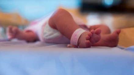 Una mujer dio a luz a gemelos un mes después del nacimiento de su primer bebé
