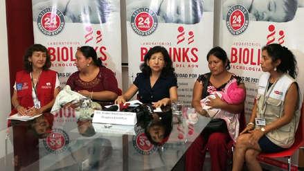 Prueba de ADN confirmó que bebés fueron cambiadas en Hospital de Barranca