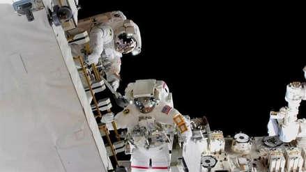 La NASA se pronunció tras las críticas por la cancelación de la primera caminata espacial femenina