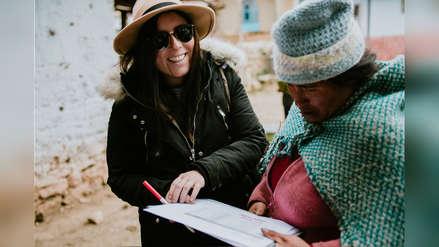 El lado más humano de Vanessa Vásquez: sus acciones solidarias han sacado sonrisas a más de 24.000 familias (y salvado a 1.500 personas)