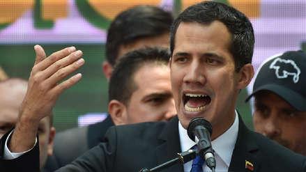 Juan Guaidó convocó para el sábado protesta nacional en Venezuela por los apagones