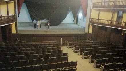 Teatro Dos de Mayo: Una silenciosa lucha contra el olvido y el abandono en Chiclayo