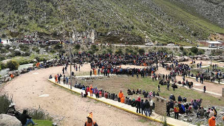 Las Bambas | Decenas de pobladores se suman a paro convocado por comunidades de Challhuahuacho