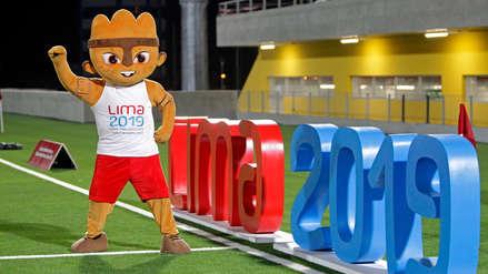 Nueva cancha de rugby 7 quedó lista para los Juegos Panamericanos Lima 2019