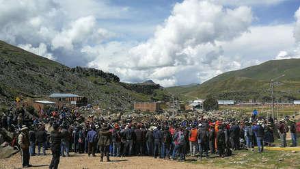 Las Bambas | Así fue la llegada de los comuneros que se sumaron al paro en Challhuahuacho [FOTOS]