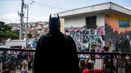 Las mejores imágenes de la PerifaCon, la Cómic Con de las favelas