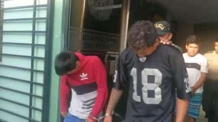 Poder Judicial dicta 3 días de detención preliminar contra acusados de violar a mujer con esquizofrenia
