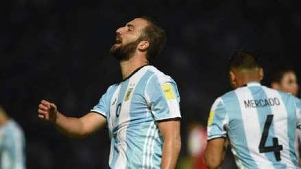 19e9b081356f3 Gonzalo Higuain confesó que quiere volver a este grande del fútbol  argentino