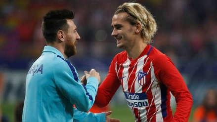 Antoine Griezmann dispuesto a rebajarse el sueldo para fichar por Barcelona