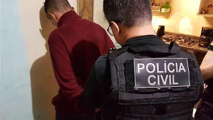 Brasil | Más de un centenar de detenidos implicados en red de pedofilia