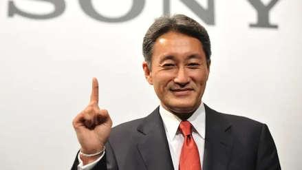 Kaz Hirai, presidente de Sony, se retira