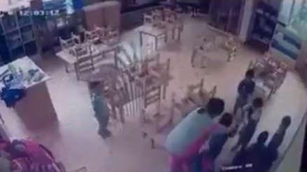 Una profesora obligaba a sus alumnos de inicial a pelearse a manera de castigo en Huancayo