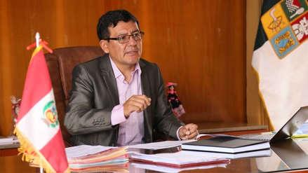 Alcalde de Huancayo ratifica que quiere a su ciudad