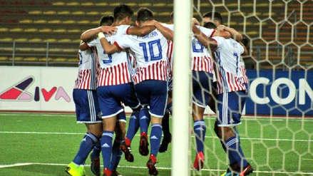 Uruguay cayó 3-2 ante Paraguay por el Grupo B del Sudamericano Sub 17