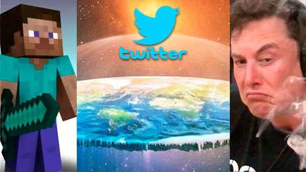 La vez en la que el millonario Elon Musk, los terraplanistas y el creador de Minecraft discutieron por Twitter