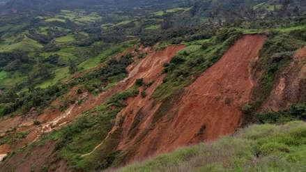 Lluvias intensas en Otuzco: Deslizamientos de tierra afectan sembríos