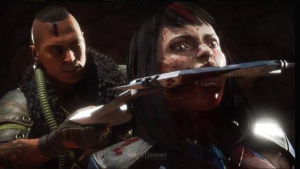 Los violentos 'Fatalities' de Mortal Kombat cambian según el género de la víctima