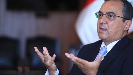 Ministro de Economía asegura que Las Bambas entregó canon de S/600 millones