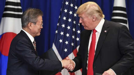 Moon Jae-in se reunirá el 11 de abril con Donald Trump en Washington
