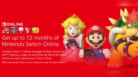 Cómo conseguir un año gratis de Nintendo Switch Online (Tutorial)