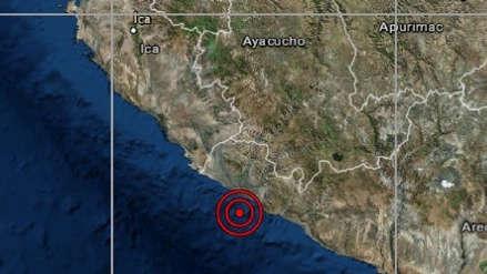 Arequipa | Un sismo de magnitud 4.3 sacudió Yauca esta noche